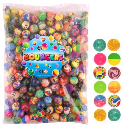 SUPER BOUNCY JET BALL Kids Birthday Party Bags Favors Stocking Filler Toys Balls