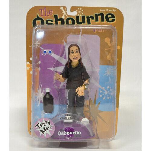The Osbourne Family - Ozzy Osbourne Figurine Mezco