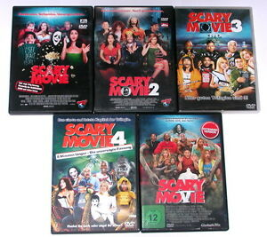 DVD-Sammlung-SCARY-MOVIE-1-5-1-2-3-4-5-Komplett-Deutsch