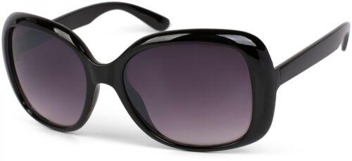 Sonnenbrille in Schmetterling Form Damen Verlaufsglas schmale und lange Bügel