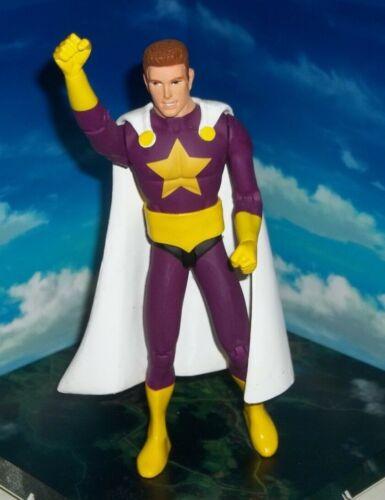 DC DIRECT COLLECTIBLES  LEGION OF SUPER HEROES LOSH SERIES STAR BOY LAD FIGURE