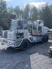 2003 Gradall Xl 4100 2 Wheeled Hydraulic Excavator Mercedes Diesel 64