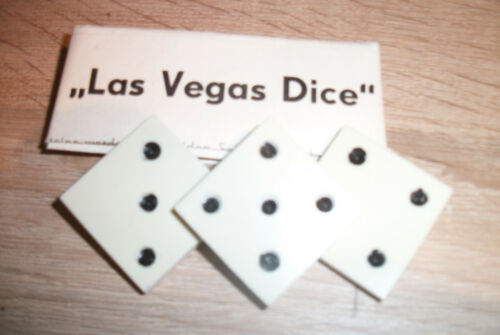 Zauberartikel & -tricks Zaubertrick Verblüffend Las Vegas Dice OVP Hammer Zauberkunst Supertrick