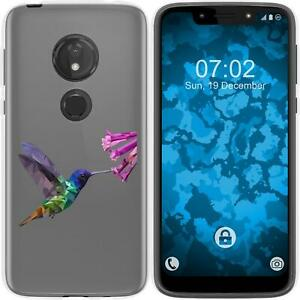 Case-for-Moto-G7-Play-Silicone-Case-vector-animals-M3