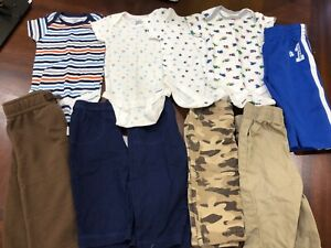 Baby Boy 3 6 Month Clothes Lot Ebay