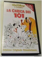 LA CARICA DEI 101 (VHS)