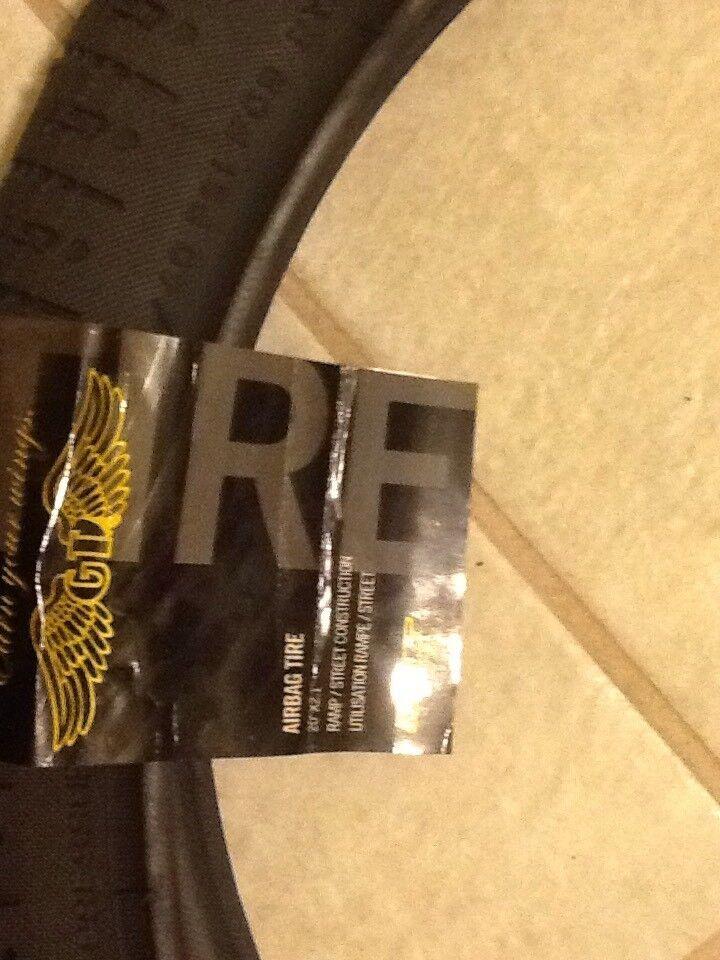 GT BMX Tire Pair Of Air Bags bmx tire 20x2.10 Rare Old Mid School