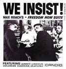 We Insist! Max Roach's Freedom Now Suite by Max Roach (CD, Jan-1988, Candid Records)