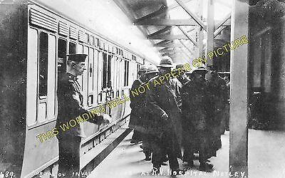 Netley Royal Victoria Hospital Railway Station Photo 1 Sholing Bursledon.