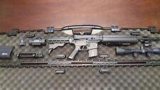 Crosman M4-177 Multi-Pump Air Rifle Kit Black - 0.177 cal - BB & Pellet Repeater