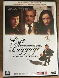 Izquierdo-Equipaje-DVD-1996-Raro-Judio-Interes-Drama-Frances-Ingles-con-Laura