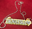 Personalized-Name-Plate-Custom-Name-Necklace-Nameplate-Name-Laser-Cut-Designed thumbnail 2