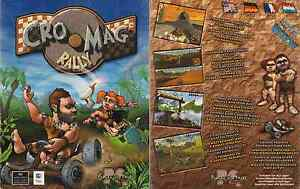 Cro mag rally: le jeu mac cd-rom | ebay.