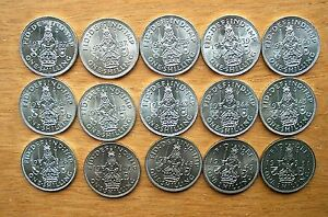 Scottish-Shillings-1937-to-1951-all-B-Uncirculated-or-Proof-choose-your-date