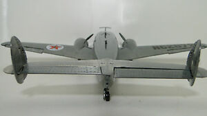 Model-Airplane-Aircraft-Military-Fighter-US-Built-AirForce-Navy-WW2-Vintage-1-32