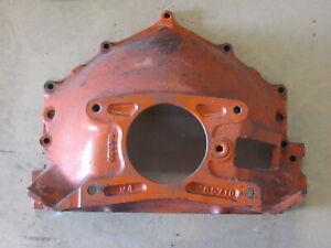 Original 1960-72 Chevrolet Truck Iron Bellhousing 3765710 C10 71 70 69 68 67 66