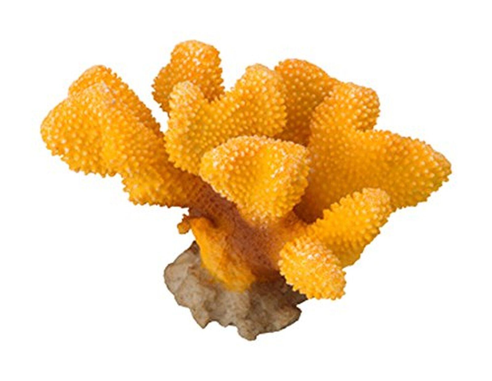 Aqua Della Coral-Module Pavona Cactus Aquarium Decorations, 17.5 x 11.5 x 10....