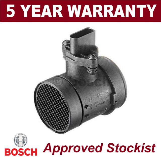 Bosch Remanufacturado Medidor de Flujo de Masa de Aire Sensor 0986284006