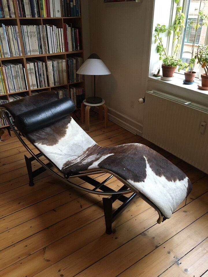 Le Corbusier, LC4, Chaiselong – dba.dk – Køb og Salg af Nyt
