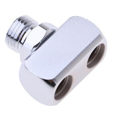 Adapter Splitter Hose Male Regulator to Female 2 LP Hose Diving Gear AD30