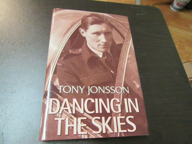 Dancing in the Skies by Tony Jonsson (2008, Hardcover)