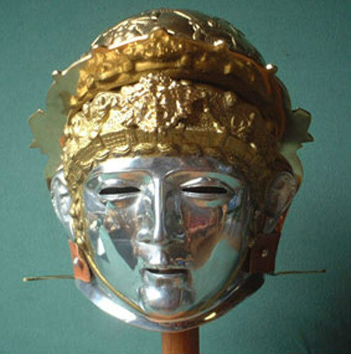AH6713 - Roman cavalry face Helmet from 100 AD - SPECIAL PRICE