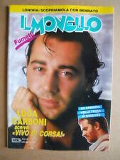 IL MONELLO n°3 1988 Luca Carboni Lino Banfi Tomba De Gregori [G426]