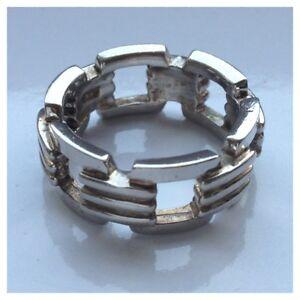 Silberring-925er-Silber-Ring-Silberschmuck