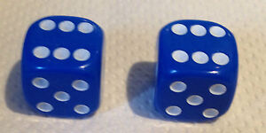 2-x-Blue-Dice-Dust-Valve-Caps-novelty