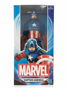 "Hasbro Marvel NEW Captain America 6/"" Action Figure  B1815//B1686 FREE SHIPPING"