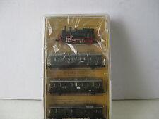 TRIX Minitrix N T11422 Zugset Personenzug DRG BR 89.7  NEU