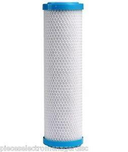 Filtre à eau 5 microns filtre au charbon actif fontaine aquarium