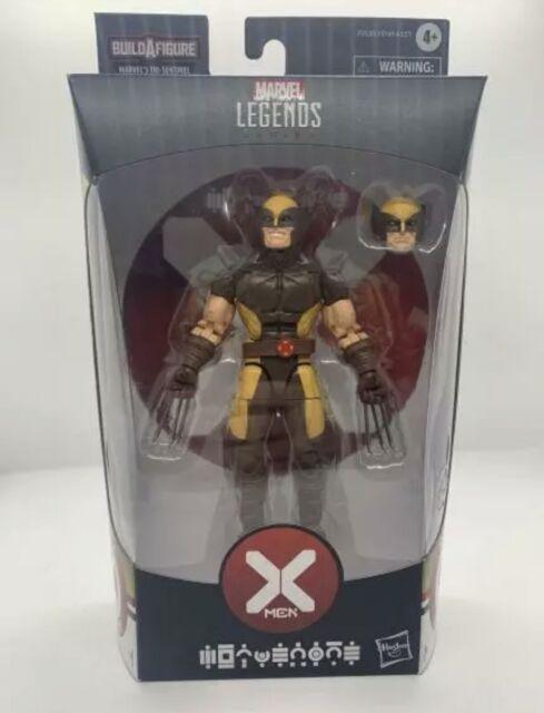 """Marvel Legends X-Men House of X WOLVERINE Logan 6"""" Figure BAF Tri-Sentinel wave"""