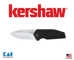 Kershaw-1446-3-4-Ton-Folding-Knife-2-75-034-8Cr13MoV-Blade-GFN-Handle