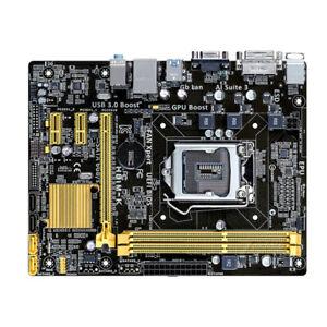 Used-ASUS-H81M-K-Motherboard-Intel-H81-LGA-1150-Micro-ATX-DDR3-SATA3-0-USB2-0