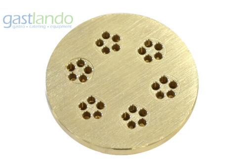 Nudelmatrize Teigmaschine Nudelform Bucatini Ø 5cm Gastlando