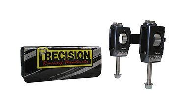 Precision Racing Shock /& Vibe Handle Bar Clamp Kawasaki Kfx450r Stems 1 1//8