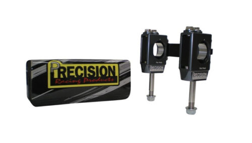Precision Racing Shock /& Vibe Handle Bar Clamp Honda Trx450r Stems 1 1//8