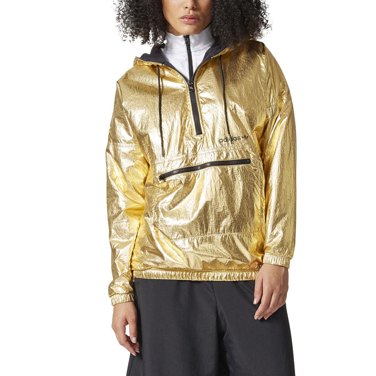 Adidas Originals Windbreaker női dzseki arany / fekete br0290