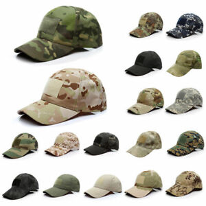 Mens-Tactical-CS-Operator-Baseball-Cap-Military-Hunting-Hiking-Patch-Trucker-Hat