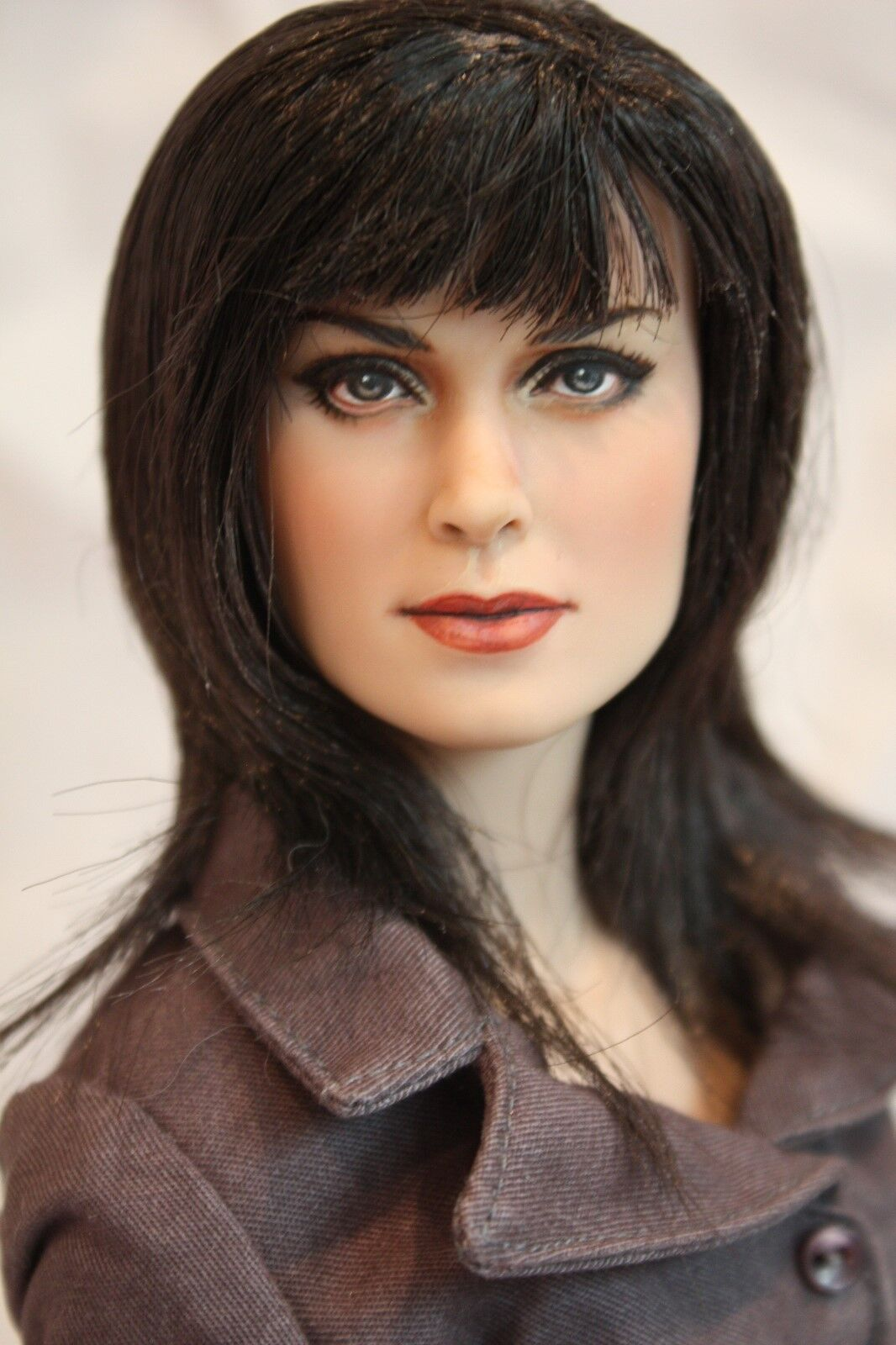Tonner Tyler 40.6cm Ooak Torchwood Gwen Cooper Eve Myles Riverniciato Bambola Di