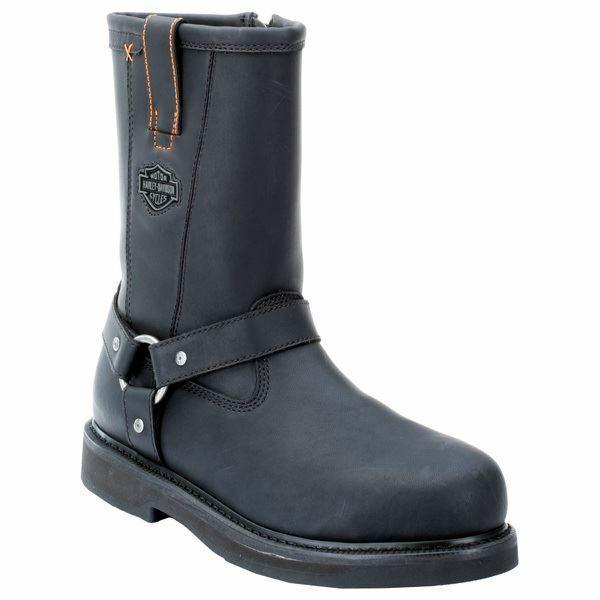 Harley Davidson Men's Bill Steel Toe Work Boots D95328