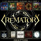 Inception [Box] by Crematory (CD, Dec-2013, 10 Discs, SPV)