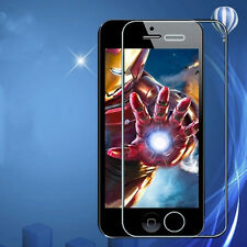 Smart Tempered-Glass Film Screen Protector Cover Guard for Apple iPhone 5S SE