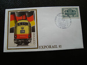 FRANCE-enveloppe-14-3-1981-exporail-cy54-french