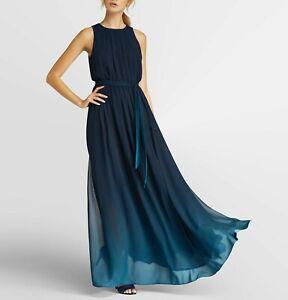 APART Chiffonkleid Maxikleid Damenkleid Abendkleid Ball ...