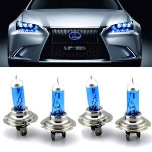 4Pcs-H7-12V-100W-Phare-de-voiture-CREE-Ampoule-8500k-Xenon-Lampe-Super-blanc