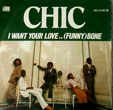 "7"" 1978 DANCE CLASSICS ! CHIC I Want Your Love /MINT-?"