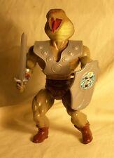 Vintage MOTU KO - Galaxy Fighter/Warriors SAHAK Snake - Complete Set - RARE