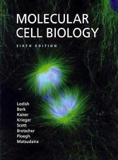 Molecular Cell Biology by Harvey Lodish